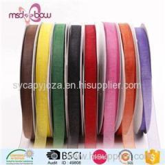 Cheap Organza Fabric Roll In Manufacturer