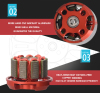 MOTOR 1104 - 4000KV BRUSHLESS MICRO MOTOR Brushless Motor for Mulit Rotor