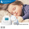 Baby Product Factory Supply Wireless Temperature Monitor