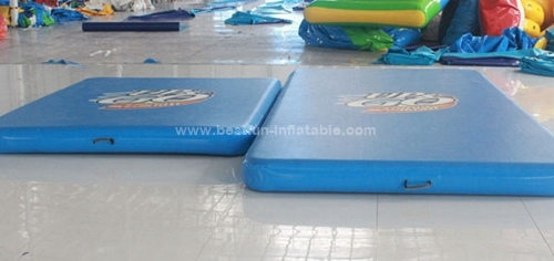 Air track gym mat plastic mat for adults