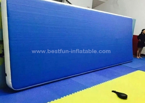 Cheerleading inflatable jumping air floor
