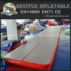 Kids inflatable baby play gym