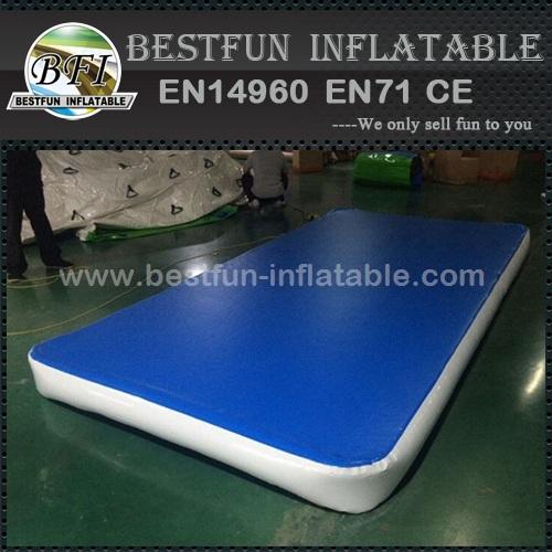 Gym Club Euipment Inflatable Air Tumble Track Floor