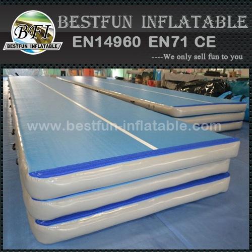 Durable Tumble Track Trampoline Air Floor