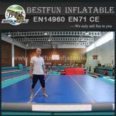 Waterproof Tumble Track Inflatable Gym Mat