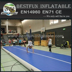 DWF Material Inflatable Gym Air Mat
