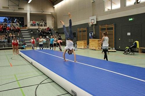 Inflatable Pro Taekwondo training AirTrack