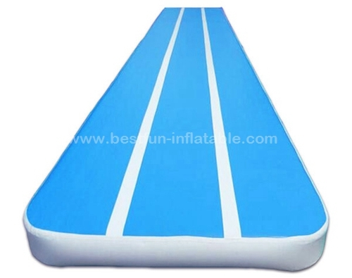 Sport games durable inflatable gym air track
