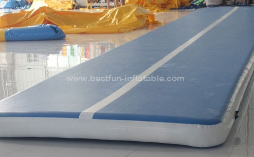 Water floating air mat tumble track inflatable air mat for gymnastics