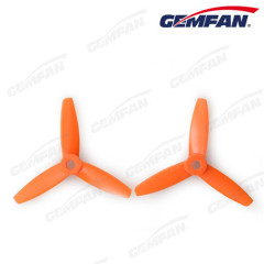3x3.5 inch Bullnose PC 3-Blades CW CCW Propeller for Micro QuadCopter