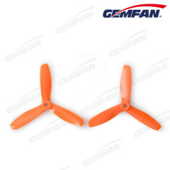 CW CCW Plastic Bull Nose 5x5 inch Propeller For Rc Airplane
