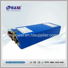 Harley Scooter Battery Pack 60V 20Ah 16S9P with Samsung Cell for Electric Motorcycle Battery 60V 20Ah