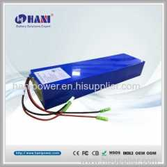 36V 8.8Ah Li-ion Battery Pack LG 18650 10S4P E-scooter Battery with BMS Electric Scooter Battery 36V 8.8Ah