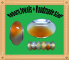 Natural Jade large hole beads for european and diy jewelry making