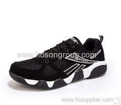 Men fashion tie up sports shoes