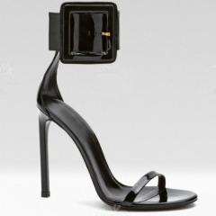 Women single sole high heel ladies dress shoes