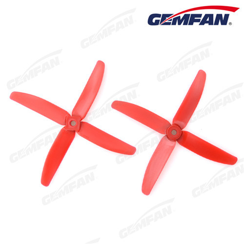 5x4 inch 4-blades Propellers for FPV QAV250 Quadcopter etc