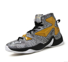 Wearable Basketball Men Shoes