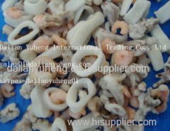 FROZEN SEAFOOD MIX IQF