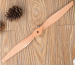 1360 Electric Wooden Propellers with CCW for fixed wings multirotor