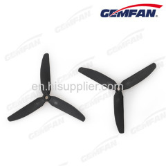 high quality 2 pairs 5030 3 blade glass fiber nylon propellers cw ccw for rc multirotors