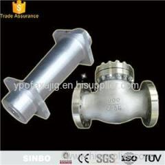 Automatic Forged Stainless Steel Pressure Relief Valve body