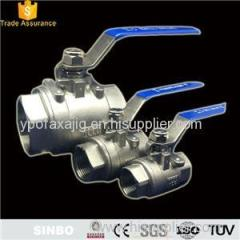 Stainless steel ball valve parts manufacturers