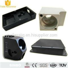 Axis CNC Milling Aluminum Housing Machining Parts/Aluminum Case Parts