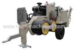 Cabrestantes Hidraulico de conductor 18 ton y 9 Ton