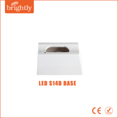 Plastic led S14S/D Base/Holder