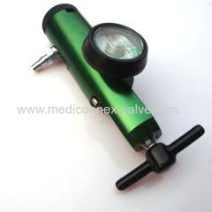 click style oxygen regulator