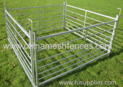 Interlocking Sheep Pen Panel