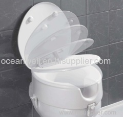 Raised Toilet Seat for disabled people