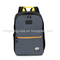 Linen Lightweight Trendy Korean Style School Bags Backpack