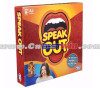 2017 trending products family christmas gifts indoor board game pieces speak out