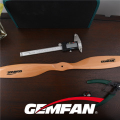 2 blades Electric Wooden 24x8 inch Propellers Manufacturer & Supplier