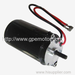 DC Motor For Free Energy