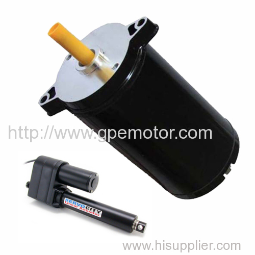 DC Motor For Liner Actuator