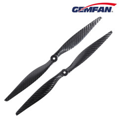 15x5.5 inch carbon fiber propellers for Mini FPV Quadcopter