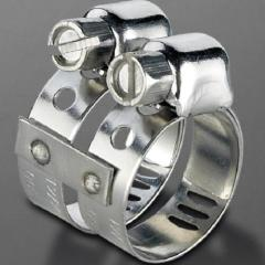 double band air condition hose clamps