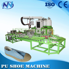 Double Head pu sole machine