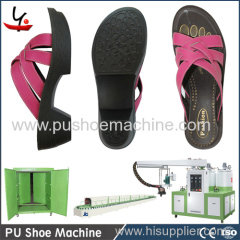ladies shoes making machine