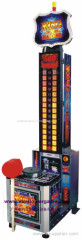 King Of The Hammer Lottery Game Machine arcade simulator high quality material