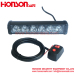 High Power LED Grille Light For Vehicle Suction Cup Mount Lighthead