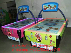 Air Hockey Tablesgame machine For Sale Coin Operated 2 Players Speed Hockey Air Hockey Table Redemption Game Machine
