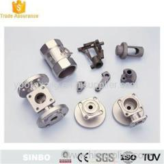 High Pressure Aluminum Die Casting Parts Manufacturer