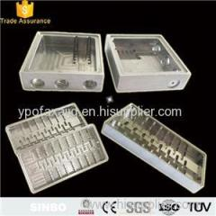 Precision CNC Lathe Milling Electronic Housing Machining Parts