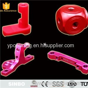 Precision Colored Anodized Aluminum CNC Machining Service Turning Milling Parts
