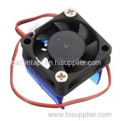 E3D V6 Injection Molding+ 3010 Cooling Fan
