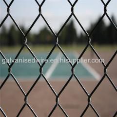 galvanized chain wire/chain wire fence/chain wire mesh hot sale